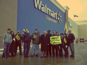 UFCW Demo Dec 14 2012